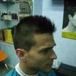 Corte de pelo Cepillo