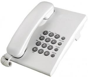 Realizar pedido mediante  teléfono